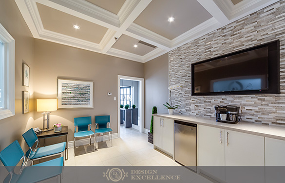 Expert Commercial Office Interior Design Services