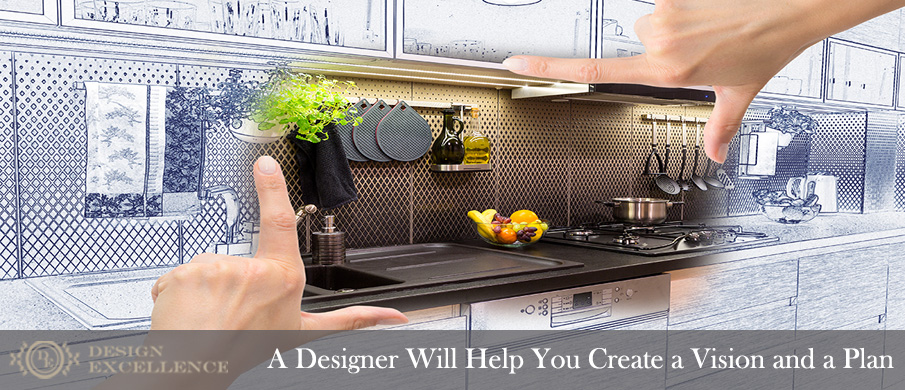 From our interior design blog: who should you hire first - a designer or a contractor?