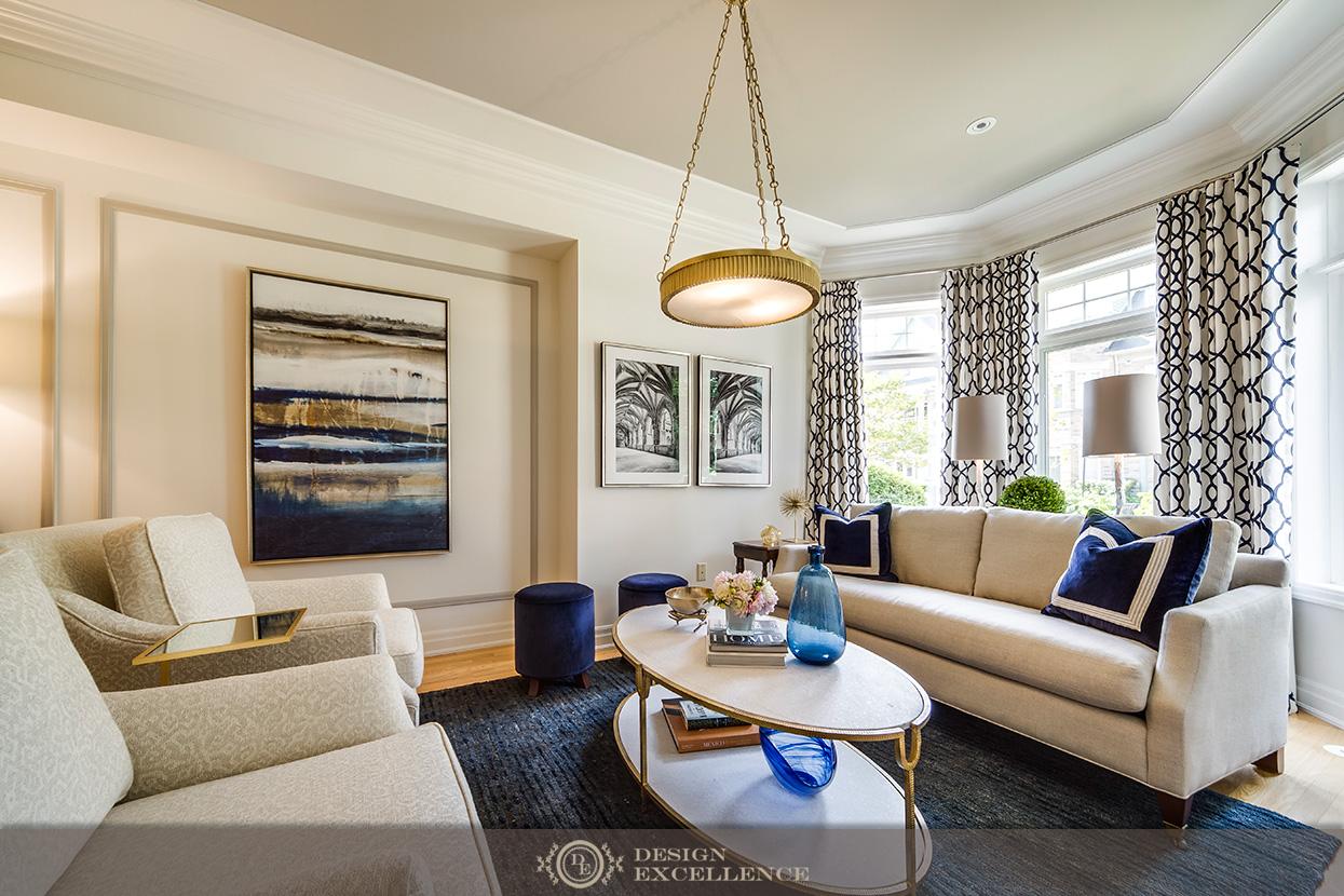 Design Excellence :: Interior Design Portfolio - Port Credit 1