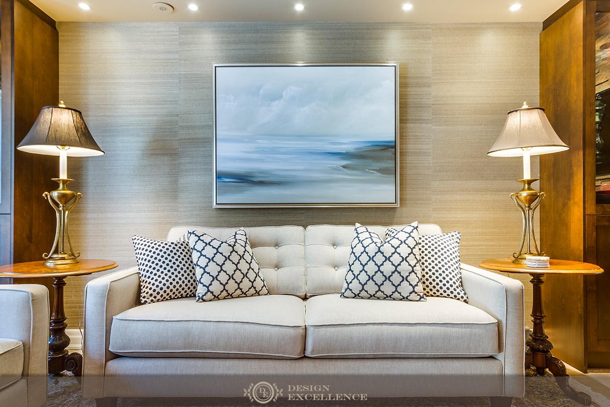 Design Excellence :: Interior Design Portfolio - Port Credit 16